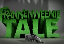 Frankenweenie Tale: Victor and Sparky