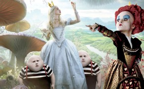 "TIM BURTON'S ALICE IN WONDERLAND      ""ABC TV Spot"""