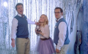 The Making of Frozen Music Video