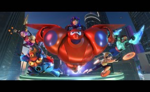 The Science of Big Hero 6